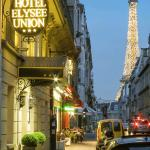 Hotel Elysees Union Foto