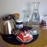 Tea and coffee making equipment