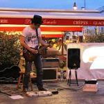 Le  Diplomate soir de fête la musique