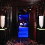 Entrance to Blue Bar from Hotel Lobby