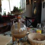 Bouillon for fois gras