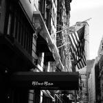 Blue Bar Foto