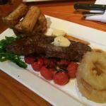 Faultess Steak
