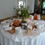 Idyllic stay at Padaste Manor (Aug 2010) - Breakfast bread choices