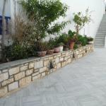 back side of our terrace  (apartment Hara, 6 people)
