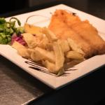 Traditional fish & chips (optional gluten-free)