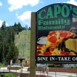 Capo's Sign, taken a few years back during our visit