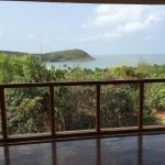 Balcony - Kudle Beach View Resort & Spa Photo