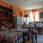 La sala comune Arancio