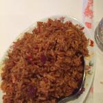 Riz Thaï et poulet aux noix de cajous