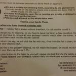 Beware of these regulations before booking