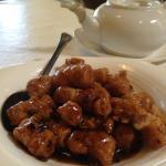 Bean Curd Rolls in Black bean Sauce