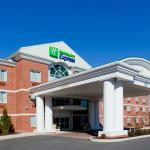 Welcome to the Holiday Inn Express & Suites