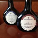 Vinhos em garrafa tipica (0,250 L)