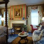 Kennebunkport Bed and Breakfast - Oriental Room