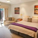 Queen Spa Unit Vintages Accommodation Margaret River
