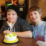 Birthday at Sunlite!