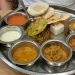 My Thali Plate at The Class Thali
