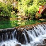 杉林溪首景 - 松瀧瀑布