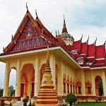 Wat  Saranat Thammaram