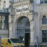 Palast Hotel restaurant & bar Foto