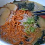 Miso Chasu Ramen with Chilli Infused Noodle