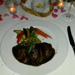Foto de Oliver's Restaurant & Lodge