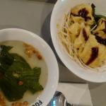szechuan dumpling Loving Hut - Ciputra World