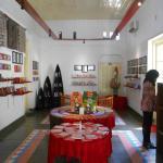 Ruang pajang produksi Cokelat nDalem