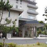 松崎荘の玄関です