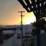 Studios Panos Sunset
