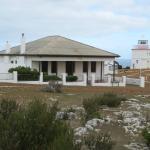 Foto de Cape Borda Lighthouse Keepers Heritage Accommodation