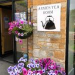 Annie's Tea Room at Thrupp
