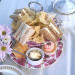 Afternoon Tea at Annie's