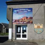 welcome to Duncannon fort