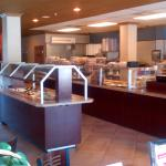 Salad Bar & Order Counter