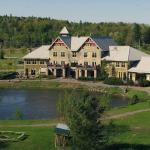 The Calabogie Peaks Hotel, nestled in the heart of the Ontario Highlands.
