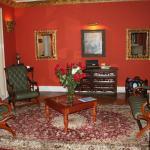 Living room of City Art Hotel Silberstein
