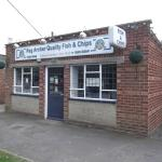 archers fish n chips,woodhall spa.