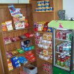Snacks & Drinks in Lobby