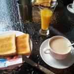 Pequeño desayuno