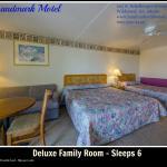 Deluxe Family Room - Sleeps 6