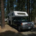 KM RV Ponderosa Falls campground, 5-18-2015