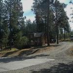 KM RV Ponderosa Falls rental Cabins, 5-18-2015