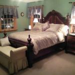 Romantic Captain's Room