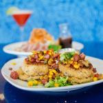 Award Winn Crab Cakes at H2O Cajun Asian Grill