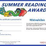 Reading Program