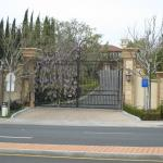 Gardens of the World Front Gate