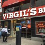 Fotografie Virgil's Real BBQ - Times Square