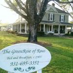The Greenrose of Raus House